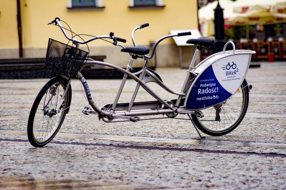 Do Białegostoku wracają miejskie rowery BiKeR