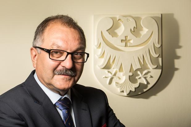 Cezary Przybylski - Marszałek województwa Dolnośląskie po wyborach samorządowych 2014