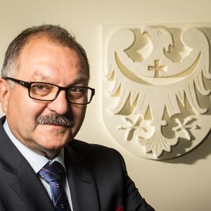 Cezary Przybylski - Marszałek województwa Sejmik Województwa Dolnośląskiego po wyborach samorządowych 2014