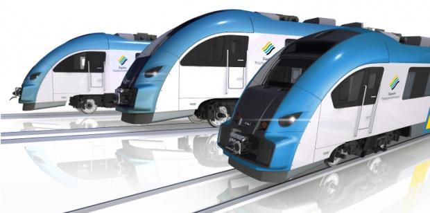 Koleje Śląskie inwestują w cztery nowe pociągi