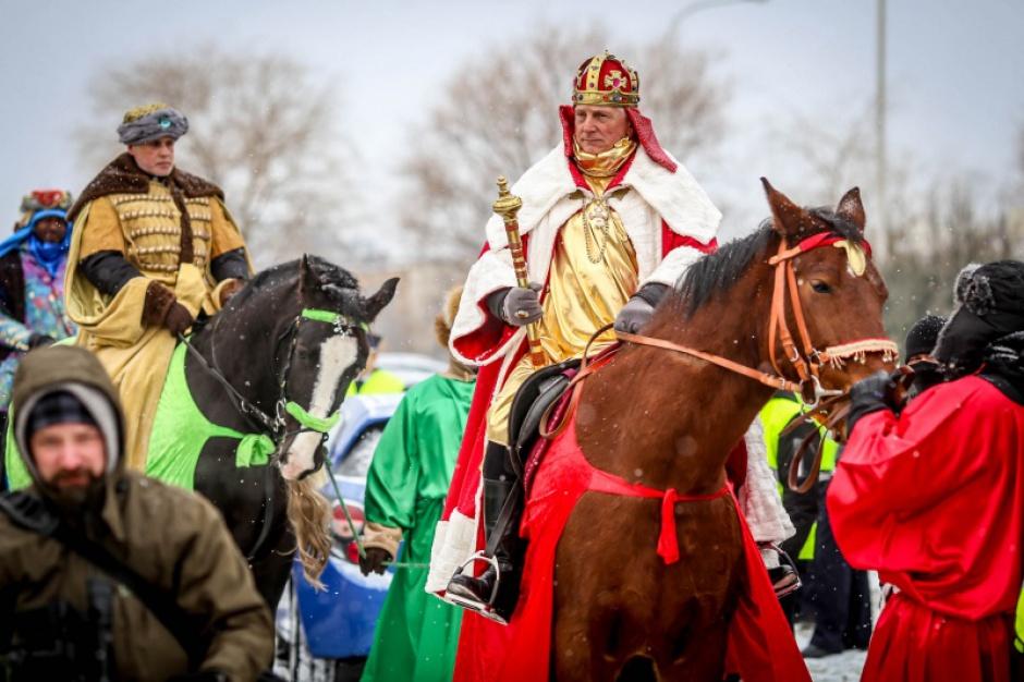 Święto Trzech Króli: Upór samorządowca sprawił, że 6 stycznia jest wolny od pracy