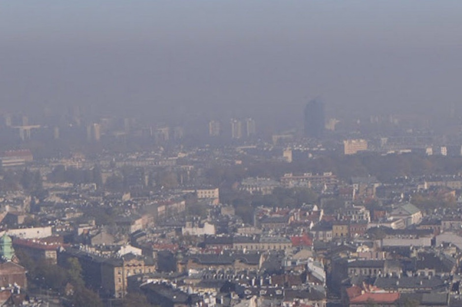 Smog, niska emisja: Fatalna jakość powietrza w największych miastach Małopolski