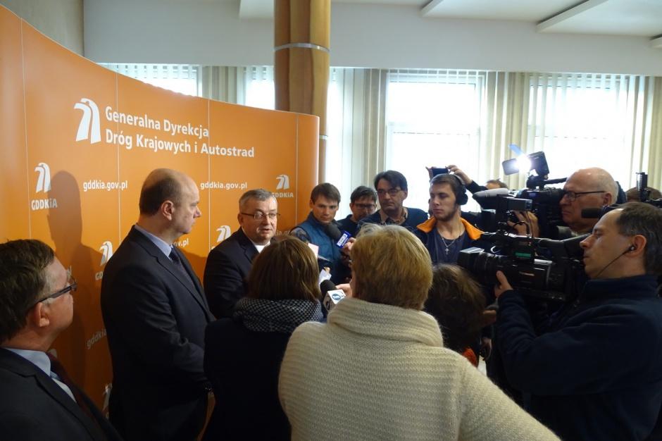 Północna Obwodnica Krakowa: jest umowa na koncepcję trasy