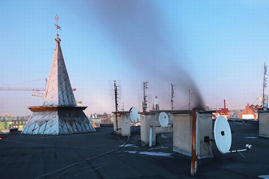 Wrocław: Zanieczyszczenie powietrza przekroczone sześciokrotnie