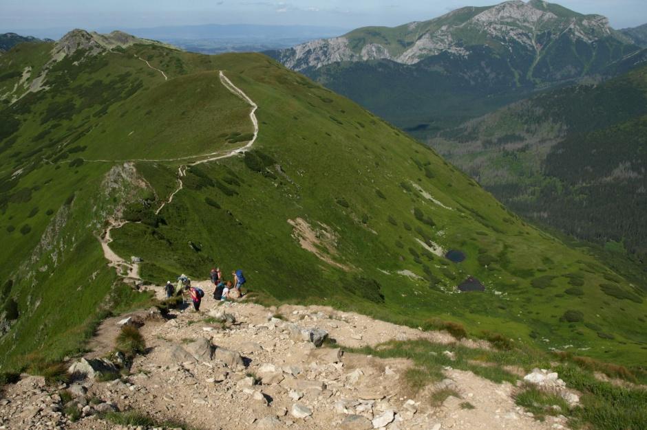 Tatry turystycznym hitem w 2016 r.