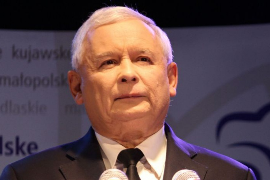 Warmińsko-mazurskie: Prokuratura wyjaśni sprawę plakatów z wizerunkiem Jarosława Kaczyńskiego