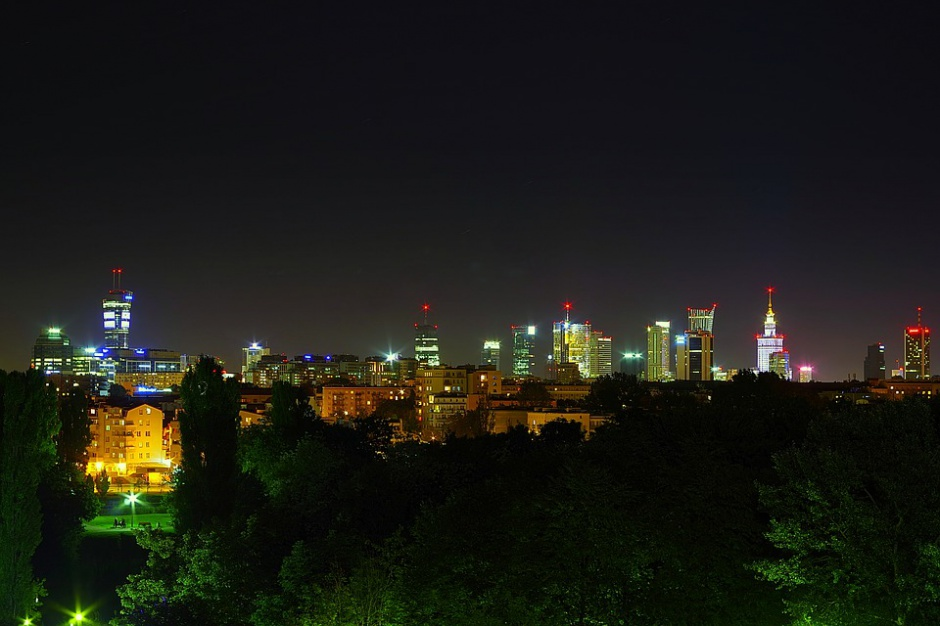 Poziom zanieczyszczeń w Warszawie najwyższy od 10 lat