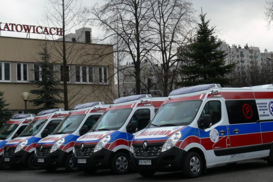Małopolskie: 18 nowych karetek dla 10-ciu powiatów