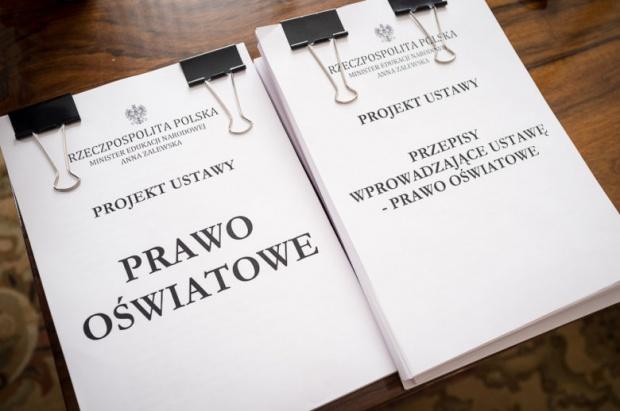 Reforma edukacji i likwidacja gimnazjów. Rzecznik prezydenta: brak podstaw dla referendum