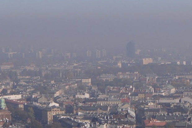 GIOŚ: Smog słabszy na Śląsku, gorzej jest w Małopolsce