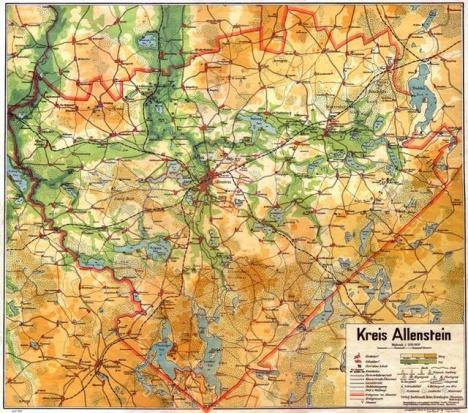 Olsztyn, Muzeum Warmii i Mazur: Wirtualna mapa archeologiczna już dostępna