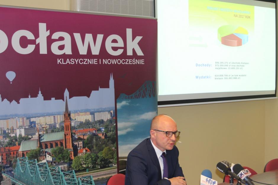 Radni zagłosują nad budżetem Włocławka na rok 2017