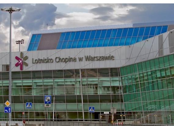 Lotnisku Chopina w 2016 roku odnotowało rekord