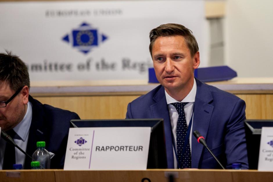 Olgierd Geblewicz o CBA w urzędach marszałkowskich: Nic już nas nie zaskoczy. Dalsza dekonstrukcja samorządów będzie postępować
