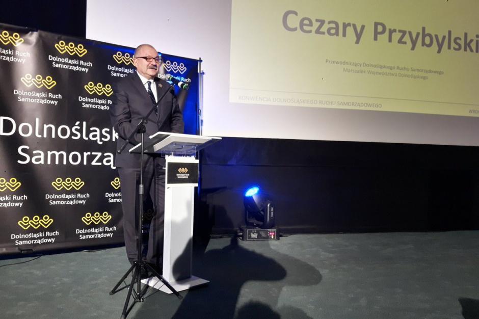 Apel samorządowców z Dolnego Śląska do Jarosława Kaczyńskiego