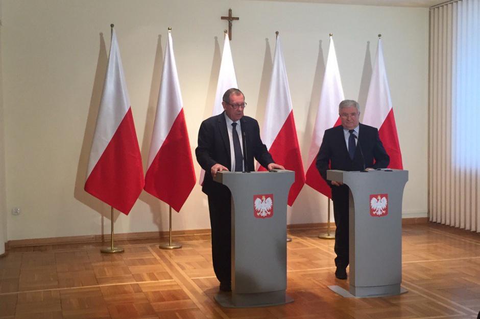 Jan Szyszko: za smog odpowiada m.in. zła gospodarka przestrzenna
