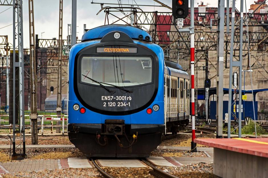 Koleje Śląskie: Podczas największych mrozów odwołano 38 pociągów