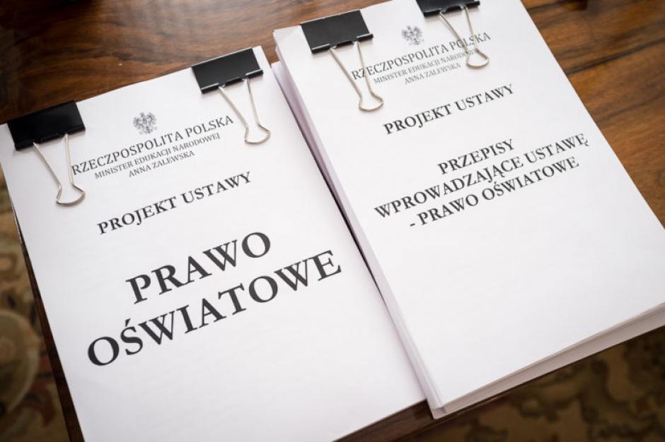 Reforma oświaty, Warszawa: W przyszłym tygodniu rada o nowej sieci szkół