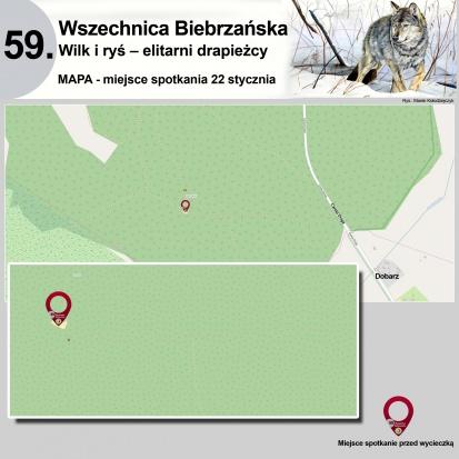 """59. Wszechnica Biebrzańska """"Wilk i ryś"""""""