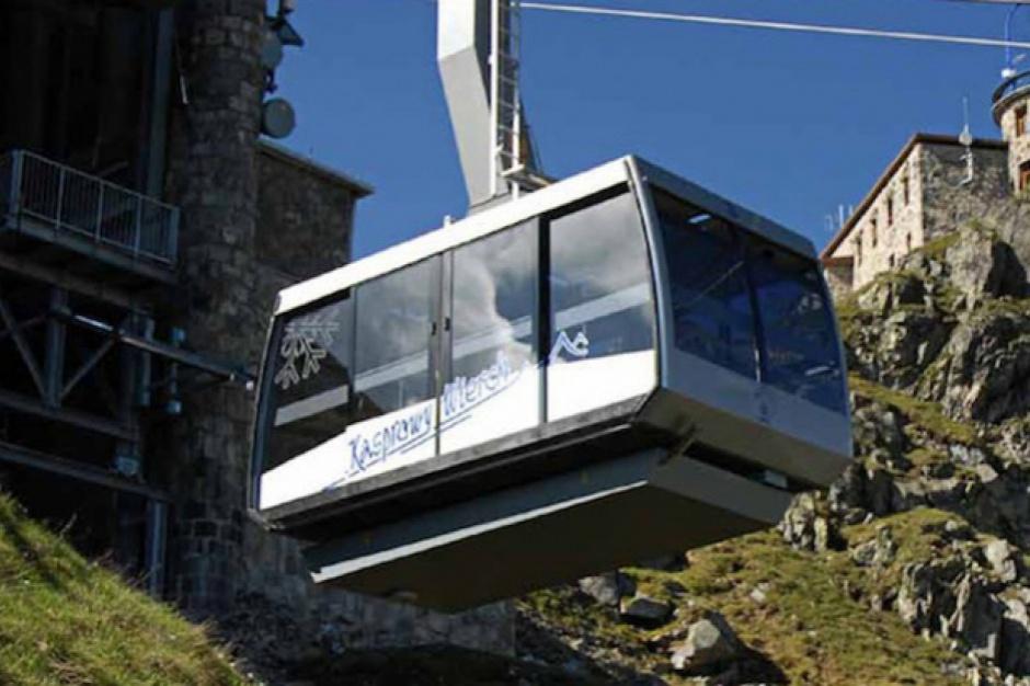Tatry: Na Kasprowym Wierchu czynne wyciągi narciarskie