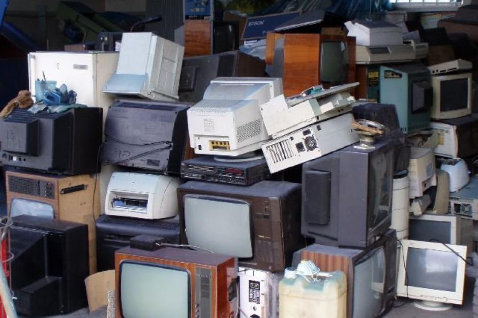 Gospodarka zużytym sprzętem elektrycznym i elektronicznym do poprawy