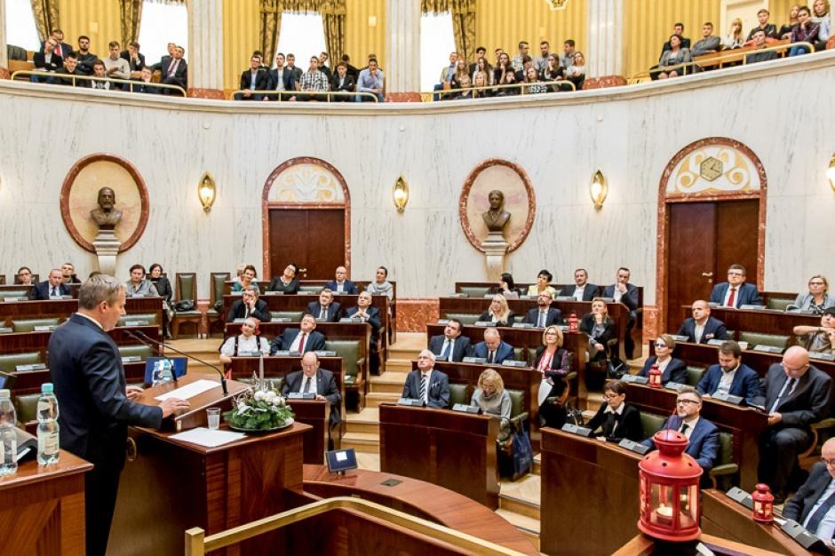 Śląskie: Radni ogłosili rok 2017 Rokiem Reformacji