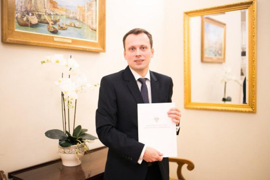 Rafał Wiśniewski dyrektorem Narodowego Centrum Kultury