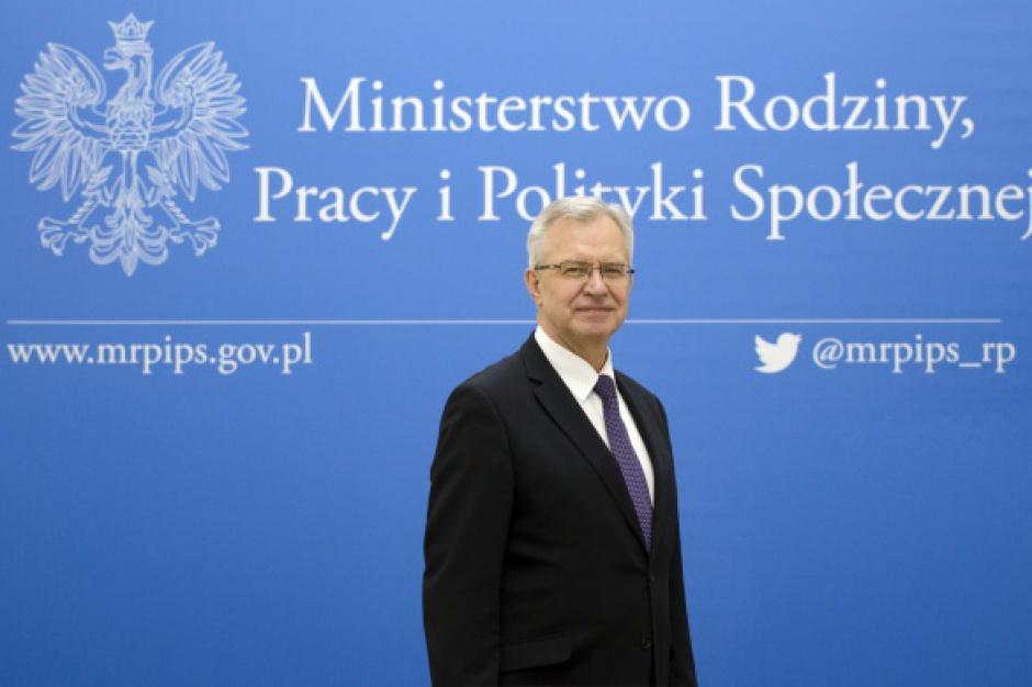 """Krzysztof Michałkiewicz: """"sektor pozarządowy jest dla nas naturalnym partnerem"""""""