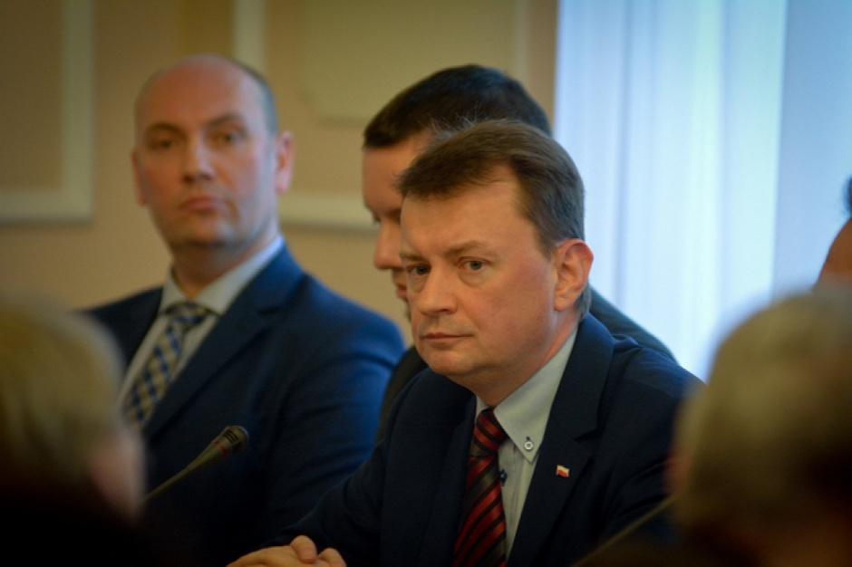 Mariusz Błaszczak: Wprowadzimy dwukadencyjność wójtów, burmistrzów i prezydentów
