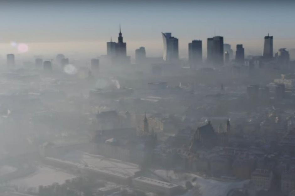 Smog, zanieczyszczenie powietrza: Znowu znaczne pogorszenie jakości powietrza w polskich miastach
