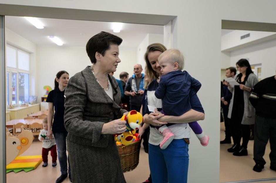 Powstają nowe żłobki w Warszawie. Będzie też wsparcie dla rodziców