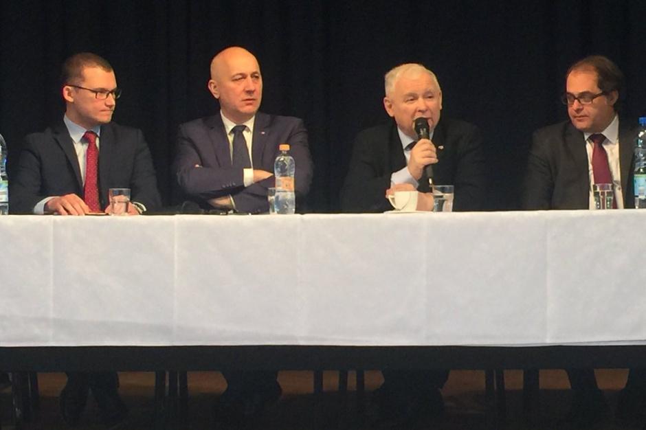 Kaczyński: Nie wiem, czy zmiany zasad w wyborach będą już od 2018 r.
