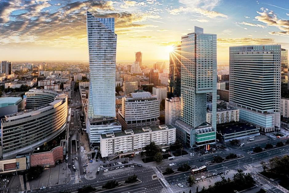 Architektura, Warszawa: Biurowce w stolicy są na światowym poziomie?