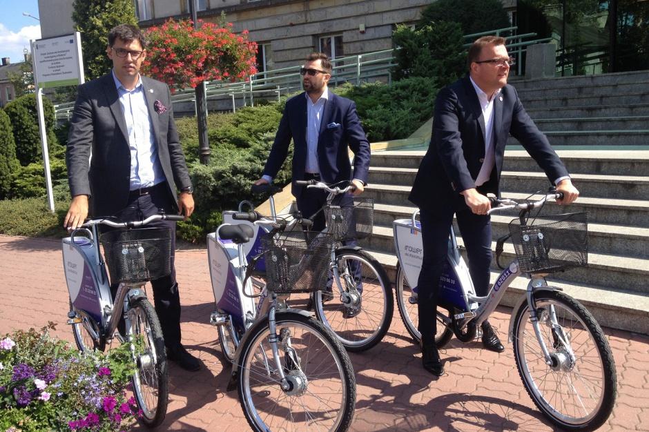 Rower miejski, Radom: System ruszy w kwietniu