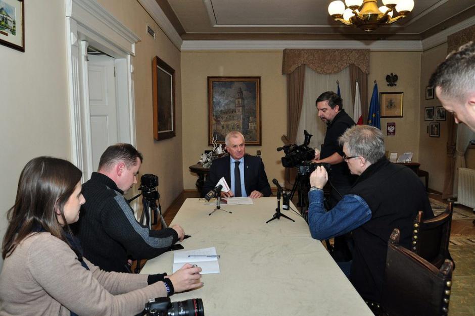 Prezydent Przemyśla ukarany za działania antyukraińskie