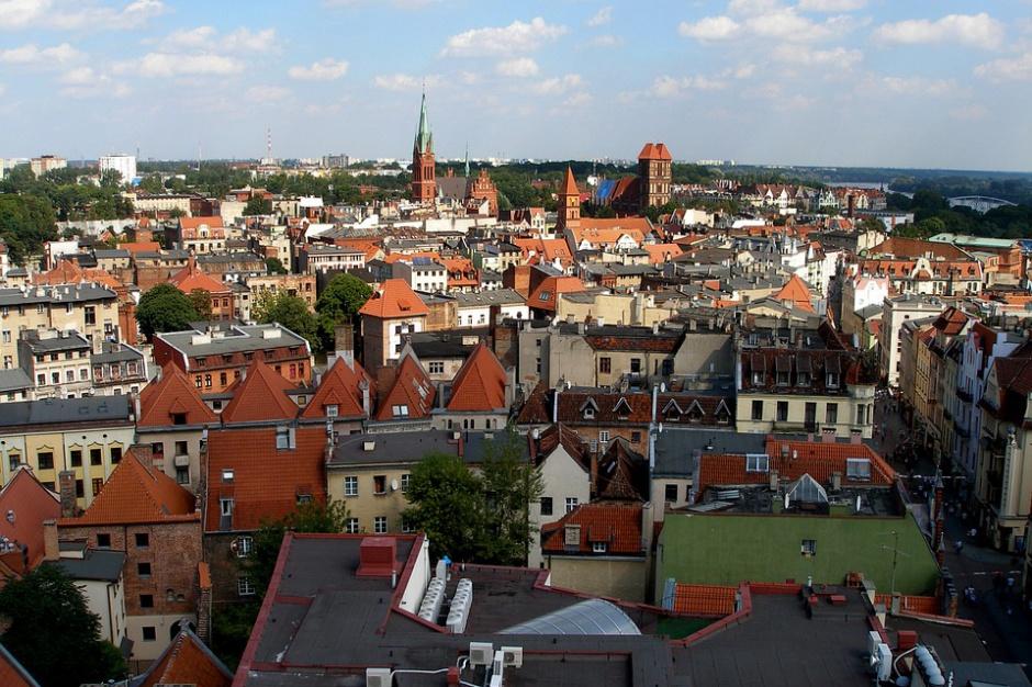 Uroczystość z okazji 97. rocznicy powrotu Torunia do Polski