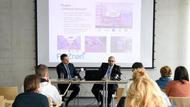 Poznań, rewitalizacja: W tym roku wiele inwestycji