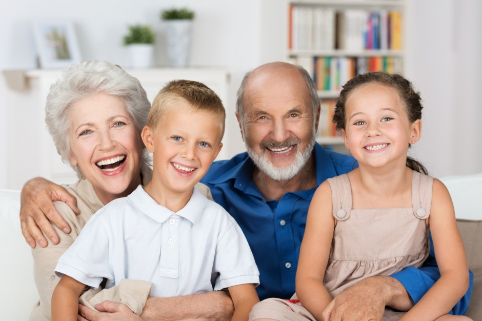 Dzień Babci i Dziadka, Rafalska: Jesteście Instytucją, pogotowiem i powiernikami