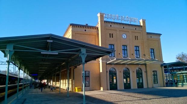 Toruń: Na dworcu PKP powstaje Sala Tradycji Kolejnictwa