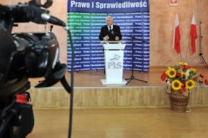 Kaczyński o wyborach samorządowych: Powstanie nowa struktura