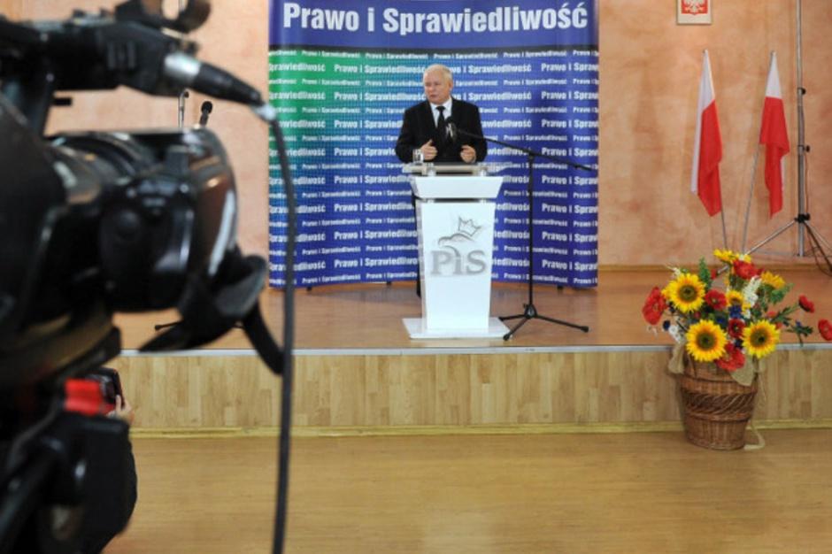 Wybory samorządowe 2018, Kaczyński: Powstanie nowa struktura