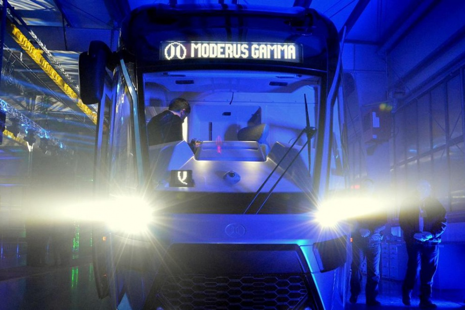 Poznań zaopatrzył się w tramwaje Moderus Gamma