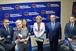 PO: Śląsk jest najbardziej dotknięty kwestią smogu. Konieczne rozwiązania systemowe