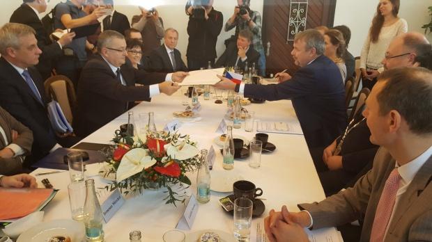 MIB: Bliżej realizacji połączenia drogowego Polski i Czech