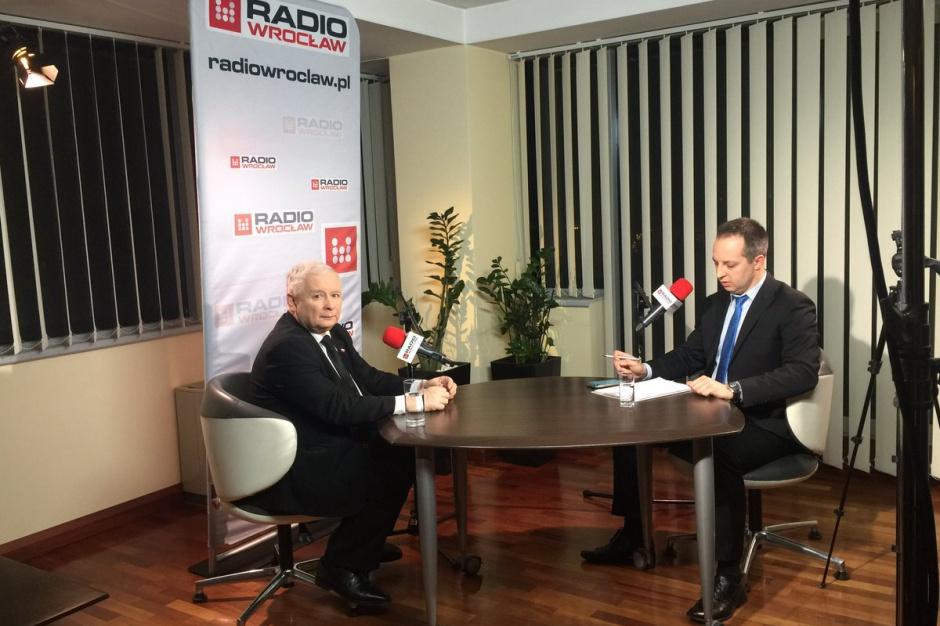 Kaczyński: W propozycji kadencyjności nie chodzi o to, by kogoś dyskryminować