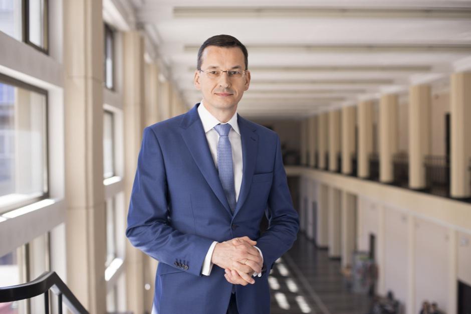 """Morawiecki: W filmie """"Ranczo"""" widzimy, jakie są konsekwencje zbyt długiego utrzymywania władzy"""