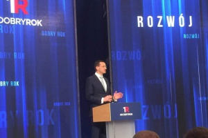 Morawiecki popiera kadencyjność: Wystarczy tego kandydowania