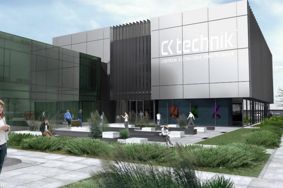 W Kielcach powstanie Centrum Kształcenia Praktycznego