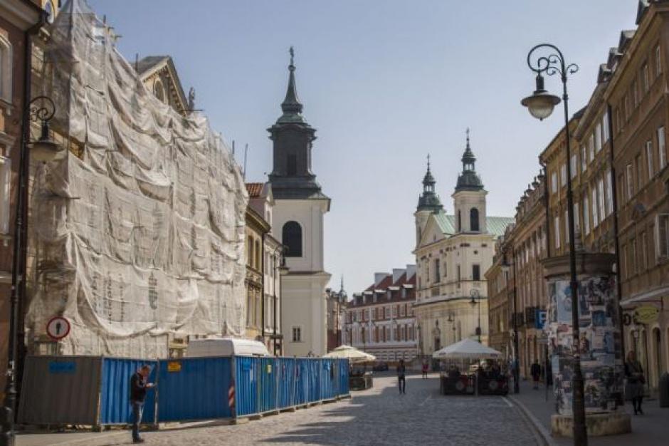 Warszawa: Wyremontowano kamienicę, w której urodziła się Maria Skłodowska-Curie