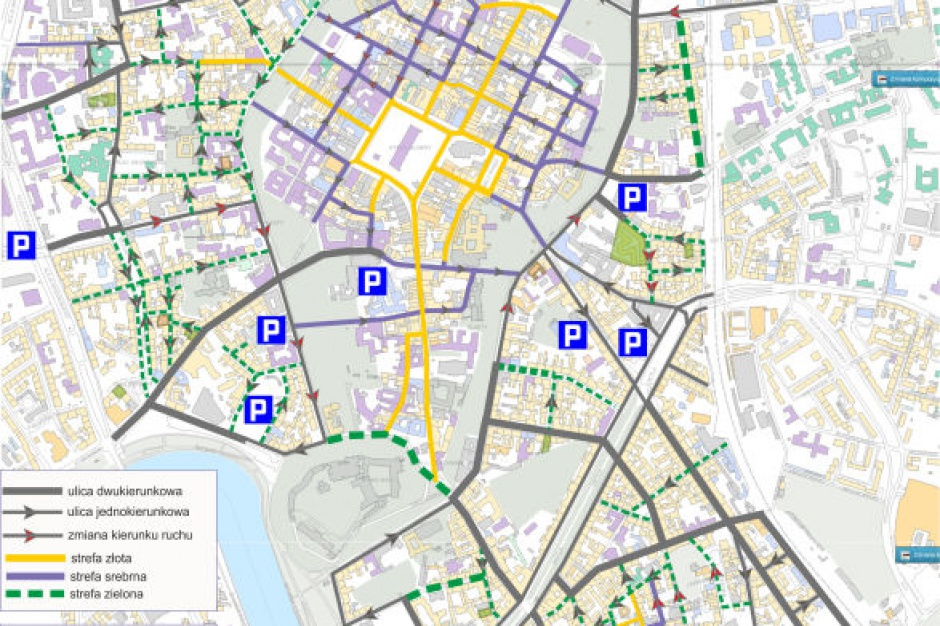 Nowa organizacja ruchu w centrum Krakowa. Co się zmieni?